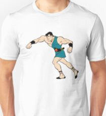 the mighty hercules punch T-Shirt