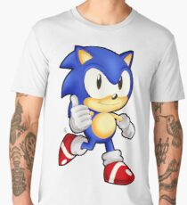 Classic Sonic the Hedgehog Men's Premium T-Shirt