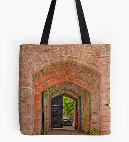 Castles, Abbeys and Towers of Wales 3 Tote Bag