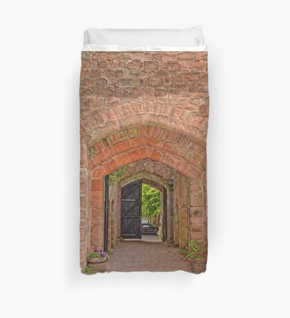Castles, Abbeys and Towers of Wales 3 Duvet Cover