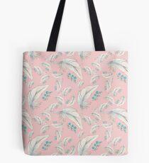 Seaside Flight (Rose Quartz) Tote Bag