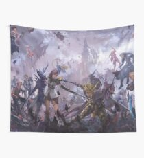 Final Dream Hero Wall Tapestry
