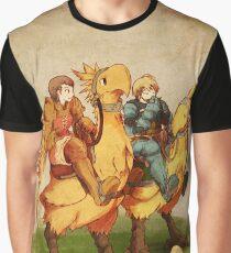 Choco Retro Graphic T-Shirt