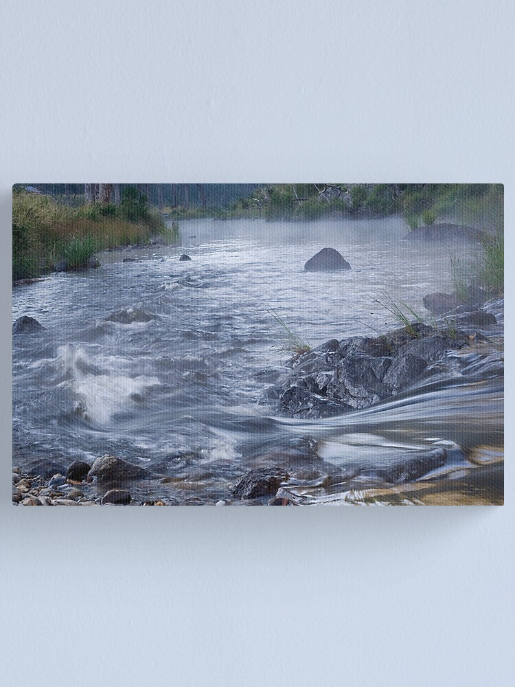Alternate view of Styx River, NSW Canvas Print