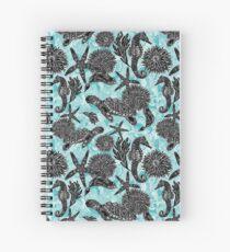 Sea Beauty, Ocean Beauty Spiral Notebook