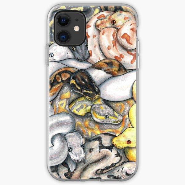 Mojave Ball Python iphone 11 case