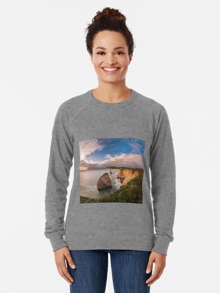 Alternate view of Freshwater Bay Panorama Lightweight Sweatshirt