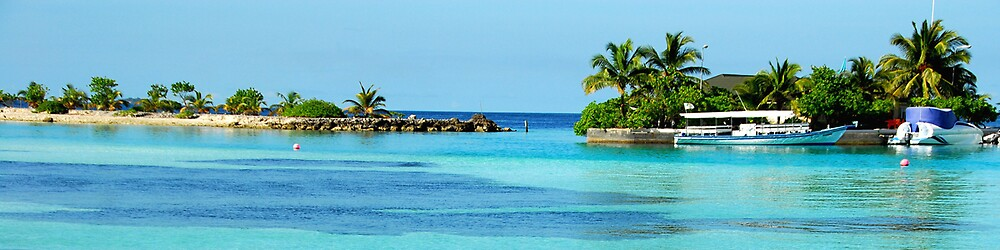 Beach resort by satwant