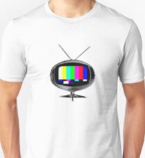Vintage TV Unisex T-Shirt