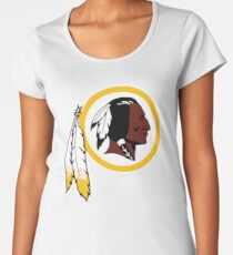 Redskins Women's Premium T-Shirt
