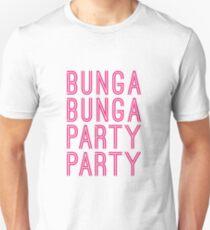 Bunga Bunga Unisex T-Shirt