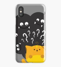 "Halloween - ""Guess Who"" iPhone Case"
