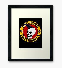 Pure Psychobilly Framed Print