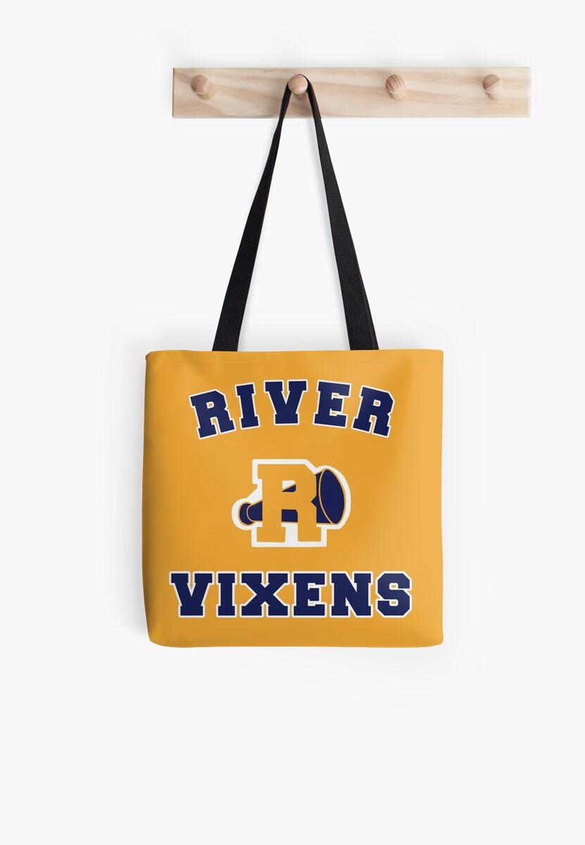 Riverdale River Vixens Tote Bag