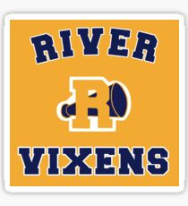 Riverdale River Vixens Sticker