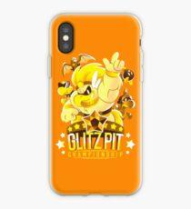 Glitz Pit iPhone Case