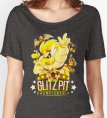 Glitz Pit Women's Relaxed Fit T-Shirt