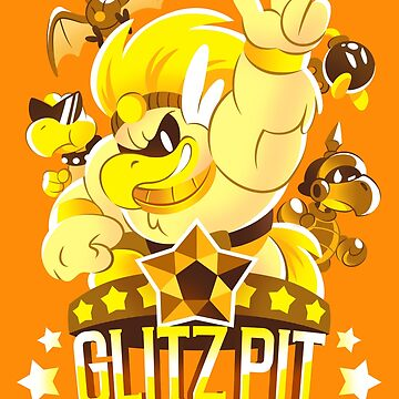 Glitz Pit by Versiris