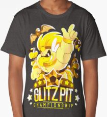Glitz Pit Long T-Shirt