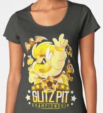 Glitz Pit Women's Premium T-Shirt
