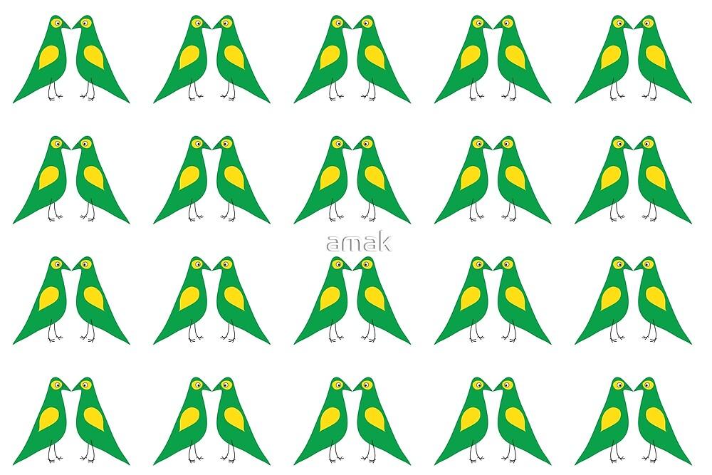 Birds 1 by amak
