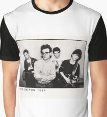 The Smiths- 1984 Vintage Design Graphic T-Shirt