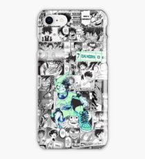 The Deku Who Gives It His All! iPhone Case/Skin