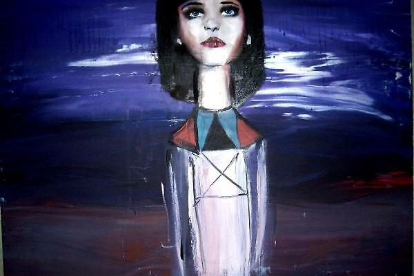 Isolation - Edie by Melissa Jayne Curtis