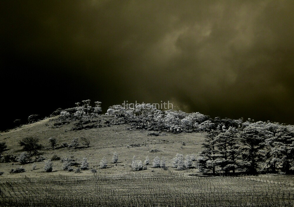 The Hills Are Alive .... with the sounds of Threatening.... by lightsmith