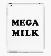 Mega Milk iPad Case/Skin