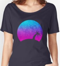 Summers Isle Women's Relaxed Fit T-Shirt