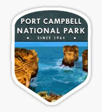 Port Campbell National Park Sticker