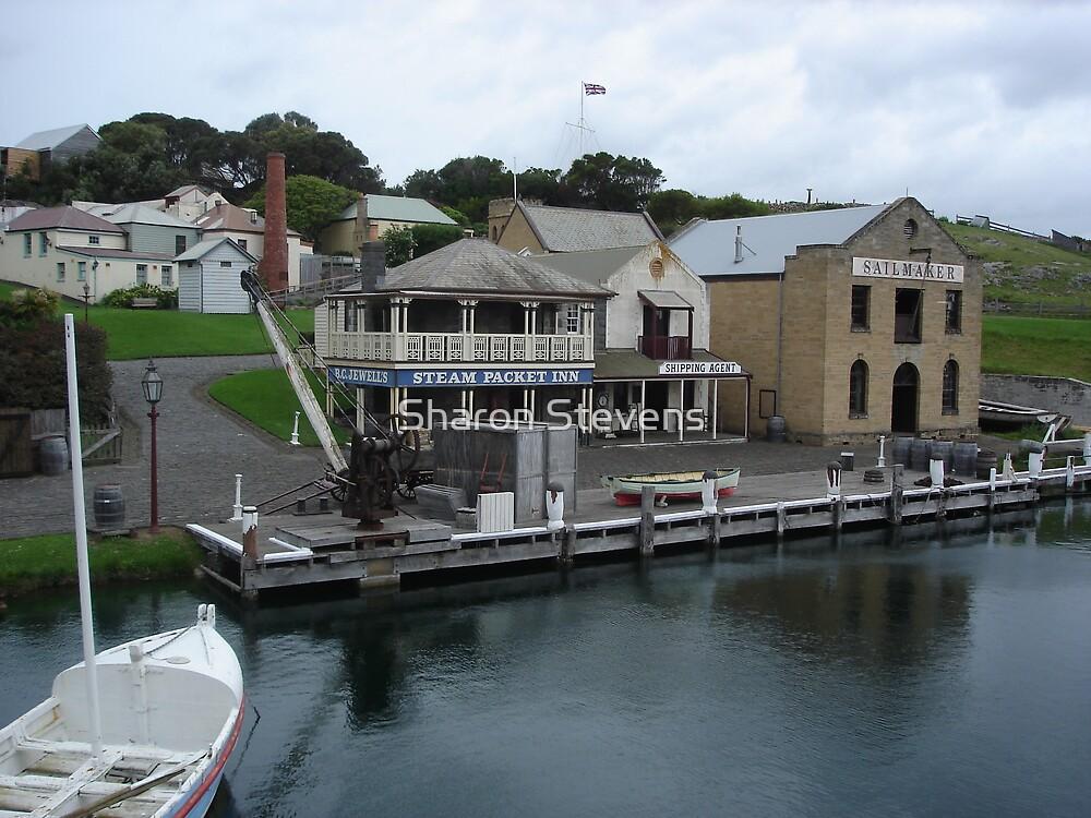 Warnambool - Flagstaff Maritime Museum #5 by Sharon Stevens