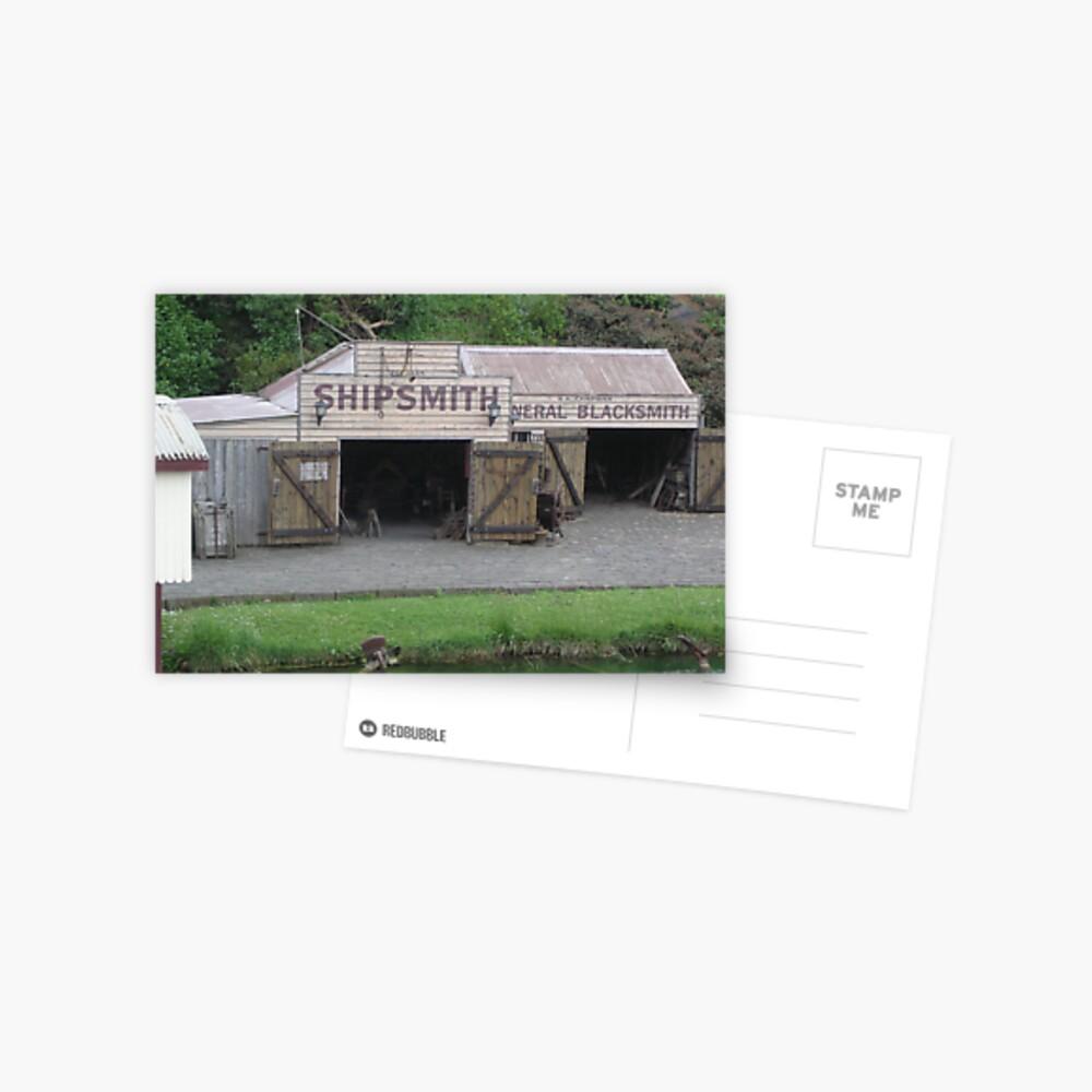 Warnambool - Flagstaff Maritime Museum #6 Postcard