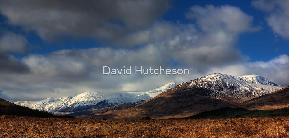 Glen Kinglass - Forrest Lodge by David Hutcheson