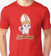 Meowiage Cat Parody Priest T-Shirt