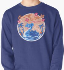 Orange Inseln Sweatshirt