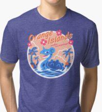 Orange Islands Tri-blend T-Shirt