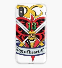 OG king of harts  iPhone Case/Skin