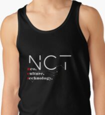NCT Neo Culture Technology  Tank Top