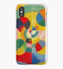 Circular Forms 1930 Robert Delaunay iPhone Case/Skin