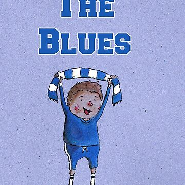 The Blues by CalumMargetts