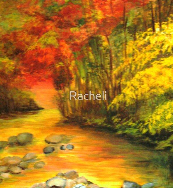 Indian Summer by Racheli