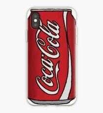 Coca Cola Can iPhone Case