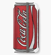 Coca Cola Can iPhone Wallet/Case/Skin