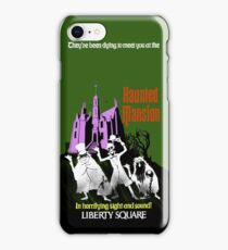 Welcome Foolish Mortals iPhone Case/Skin