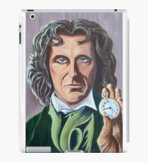 Paul McGann as Doctor Eight iPad Case/Skin