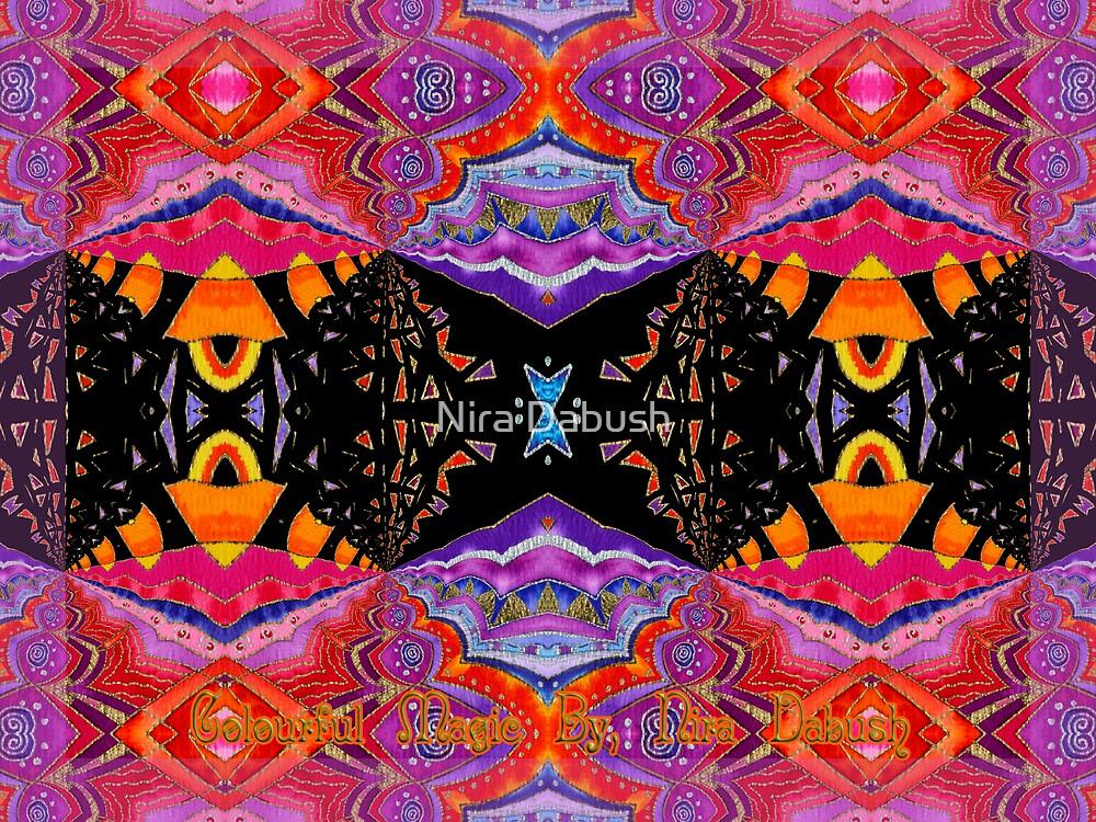 Universal Magnetism by Nira Dabush