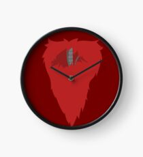 Foxy Clock