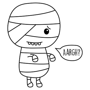 Aaargh Mummy! by Twoandthree